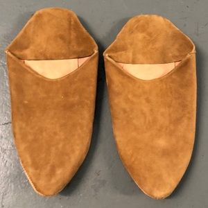 Other - Moroccan Babouches Men's Slippers